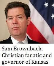 "So much for separation of church and state. Governor Brownback, a rich, Kansas farmer, will not let HB2198/SB9 see the light of day. His speeches are littered with the word ""god"". I don't know if he is a politician or preacher! Sick Kansans will not be getting medical marijuana anytime soon! He has his own agenda, and it doesn't consider that close to 70% of Kansans support legalized medical marijuana!"