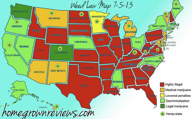 A history of marijuana legislation in the united states