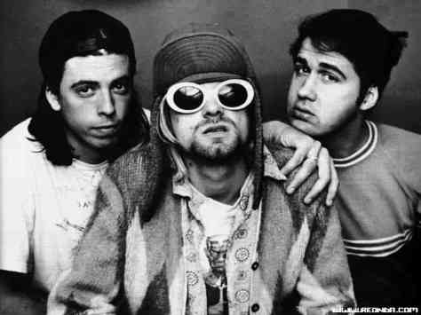 Nirvana is a PRIME example of the eccentric genius that only Generation Xers geat!