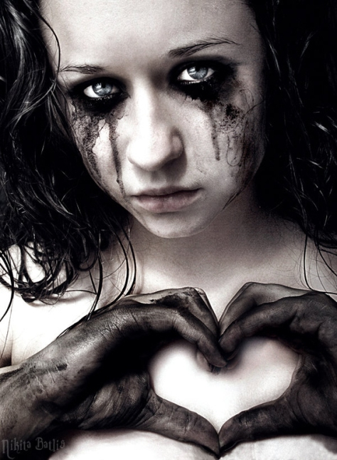 Dark Broken Heart a personal favorite of mine