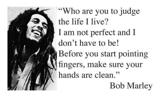 Bob Marley Judgement