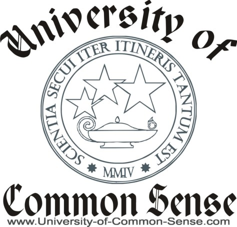 Common Sense image courtesy of universityofcommonsensedotcom