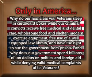 Homeless Veterans in America. The cold, hard facts about the way our government treats it's military veterans after they are of no use to the government. #PTSD