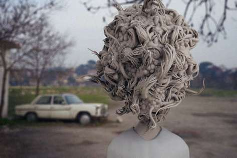Bizarre and Peculiar Abstract Human Art courtesy of www.trendhunter.com via Google Images.