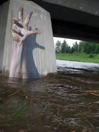 Street Art. Image from www.oddycentral.co.uk via Google Images