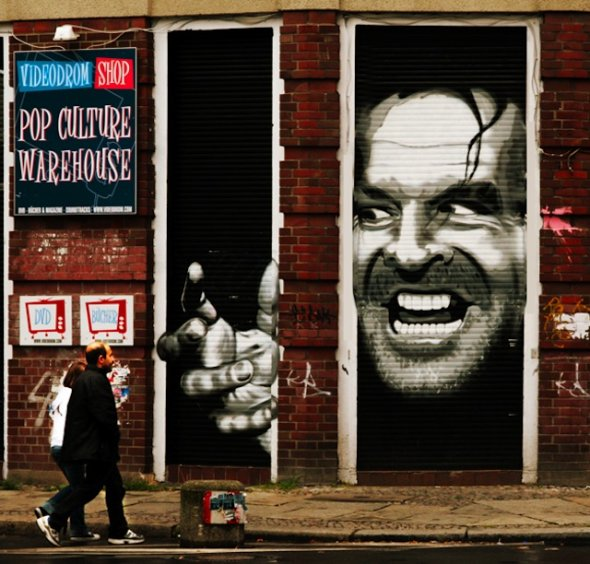 The Best Street Art. Image from www.waltowatch.com via Google Images